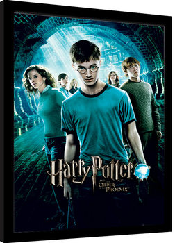 Harry Potter - Order Of The Phoenix Inramad poster