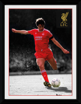 Liverpool - Hansen Inramad poster