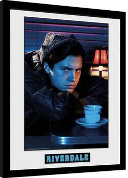 Inramad poster Riverdale - Jughead