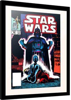 Inramad poster Star Wars - Ellie