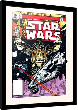 Inramad poster Star Wars - To Take the Tarkin