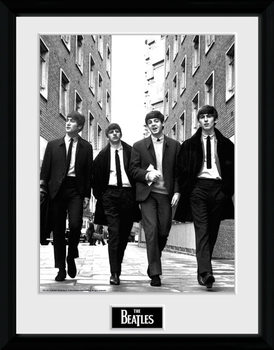 The Beatles - In London Portrait Poster & Affisch