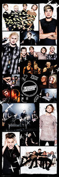 5 Seconds Of Summer - Grid 2 poster, Immagini, Foto