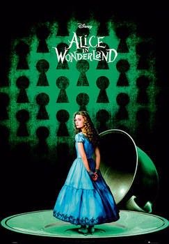 Poster ALICE IN WONDERLAND - alice