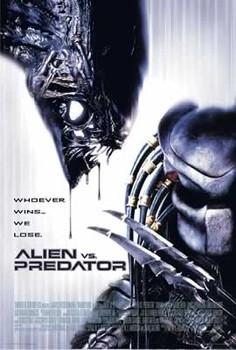 Poster ALIEN VS PREDATOR
