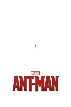 Ant-man - Tiny Poster