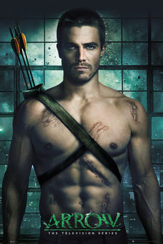 Póster ARROW - Pin Up