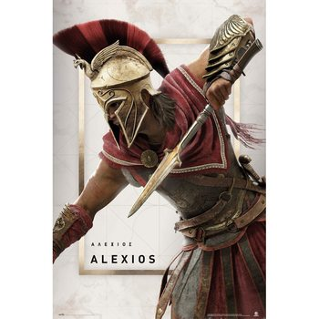 Assassin's Creed: Odyssey - Alexios Poster