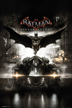 Póster  Batman Arkham Knight - Cover