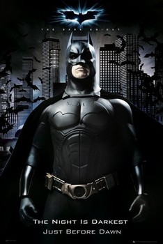 BATMAN - darkest dawn Poster