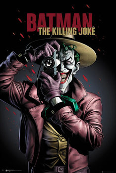 Póster  Batman - Killing Joke