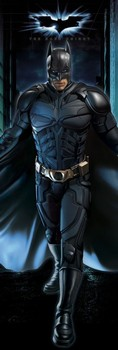 BATMAN - solo Poster