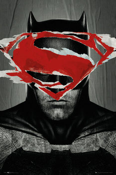 Póster Batman vs. Superman - Batman Teaser