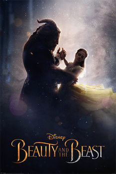 Beauty and the Beast - Dance Poster