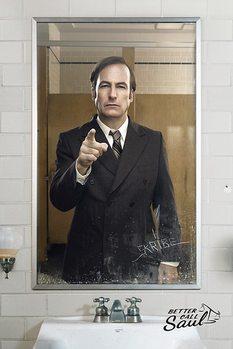 Póster Better Call Saul - Mirror