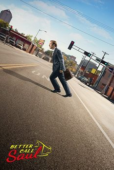 Póster Better Call Saul - Uphill Struggle