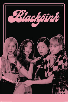 Póster Blackpink - Kill This Love