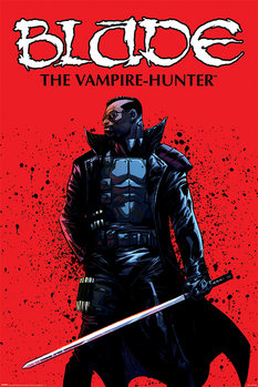 Póster Blade - The Vampire Hunter