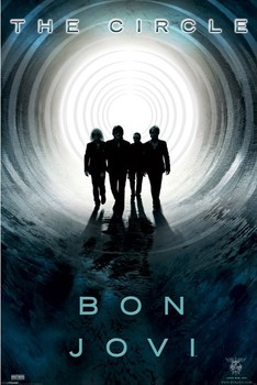 Póster  Bon Jovi - the circle