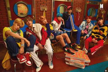 Poster BTS - Pizza