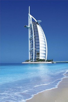 Poster Burj Al Arab - hotel