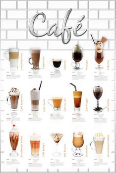 Póster Café