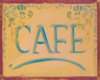 Cafe Kunstdruk