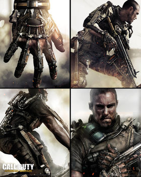 Póster Call of Duty: Advanced Warfare - Grid