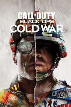 Póster Call of Duty: Black Ops Cold War - Split
