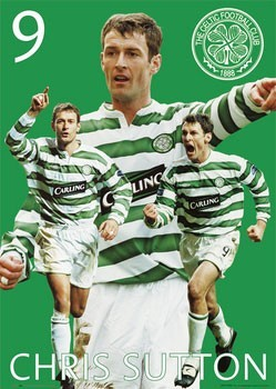 Póster  Celtic - Sutton