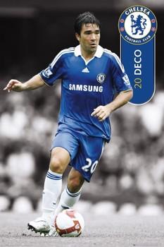 Poster Chelsea - deco 08/09