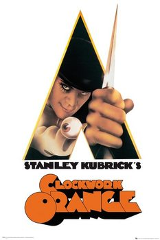 Póster Clockwork - Orange