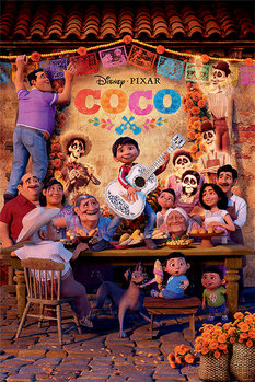 Poster  Coco - Family