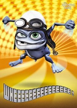 Poster Crazy Frog - Lights