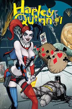 Póster DC Comics - Harley Quinn Forever Evi