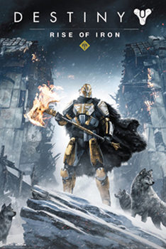Póster Destiny - Rise Of Iron