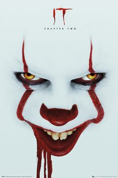 Poster Det - Pennywise