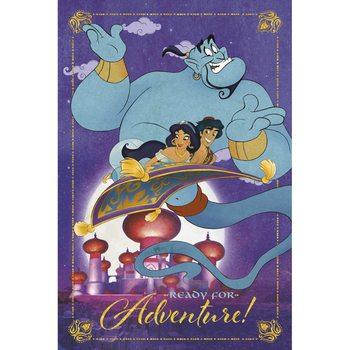 Póster Disney - Aladdin