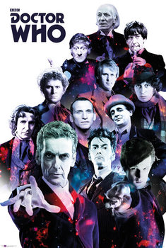Póster Doctor Who - Cosmos