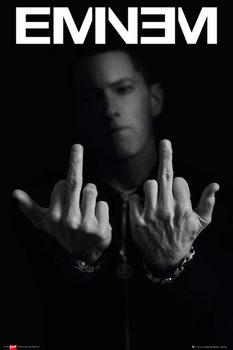 Gerahmte Poster  Eminem - Fingers