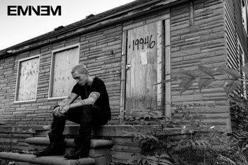 Póster Eminem - LP 2