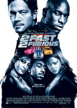 Póster FAST AND FURIOUS – one sheet