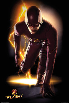 Póster  Flash - Speed