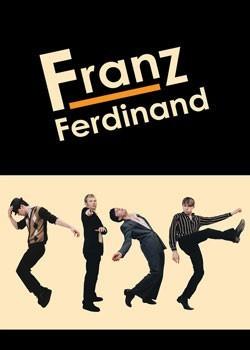 Póster Franz Ferdinand