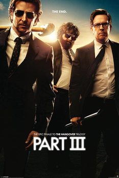 HANGOVER - part 3 Poster