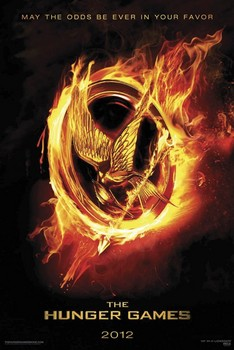 Póster HUNGER GAMES - mockingjay