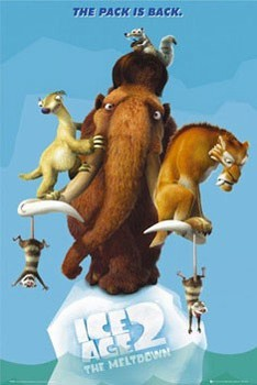 Poster ICE AGE 2 - the pack is back