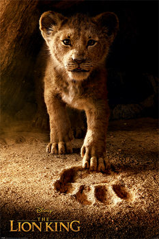 Poster Il re leone - Future King