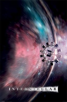 Póster Interstellar - Go Further