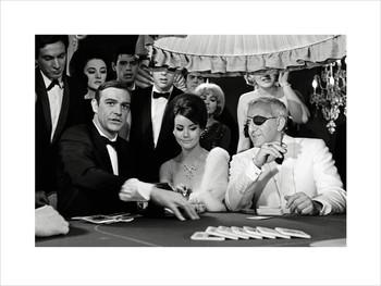 James Bond 007 - Thunderball Kunstdruk